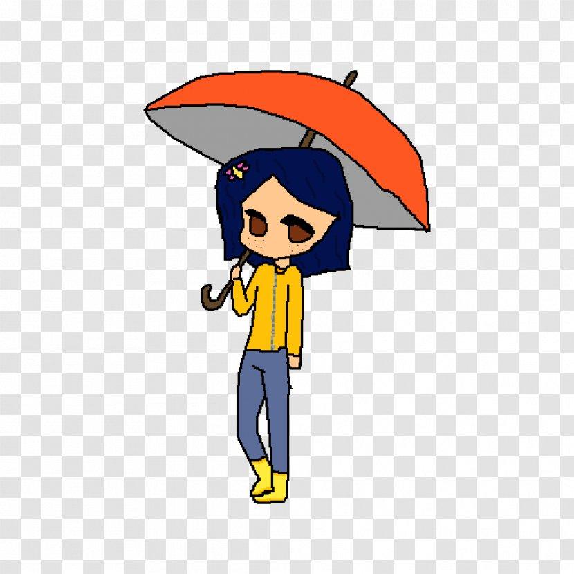 Umbrella Boy Character Clip Art Fashion Accessory Coraline Jones Transparent Png