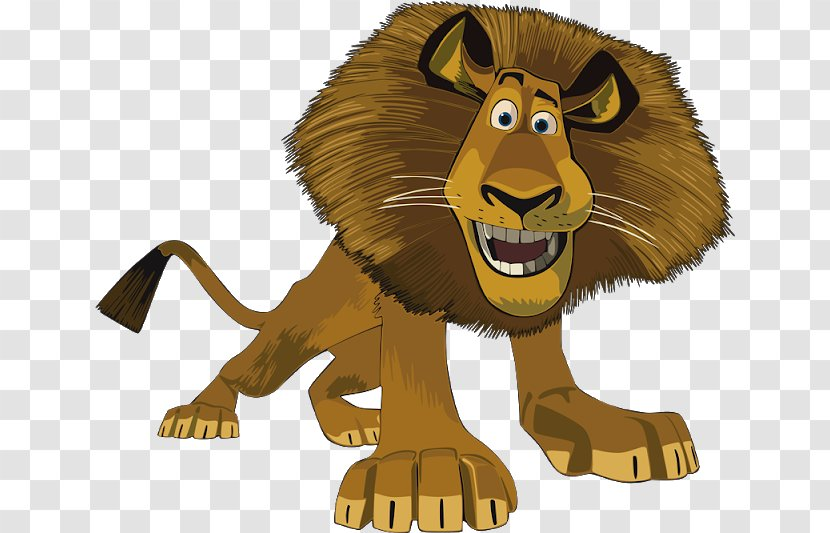 Alex Youtube Madagascar Escape 2 Africa Melman Lion Youtube Transparent Png