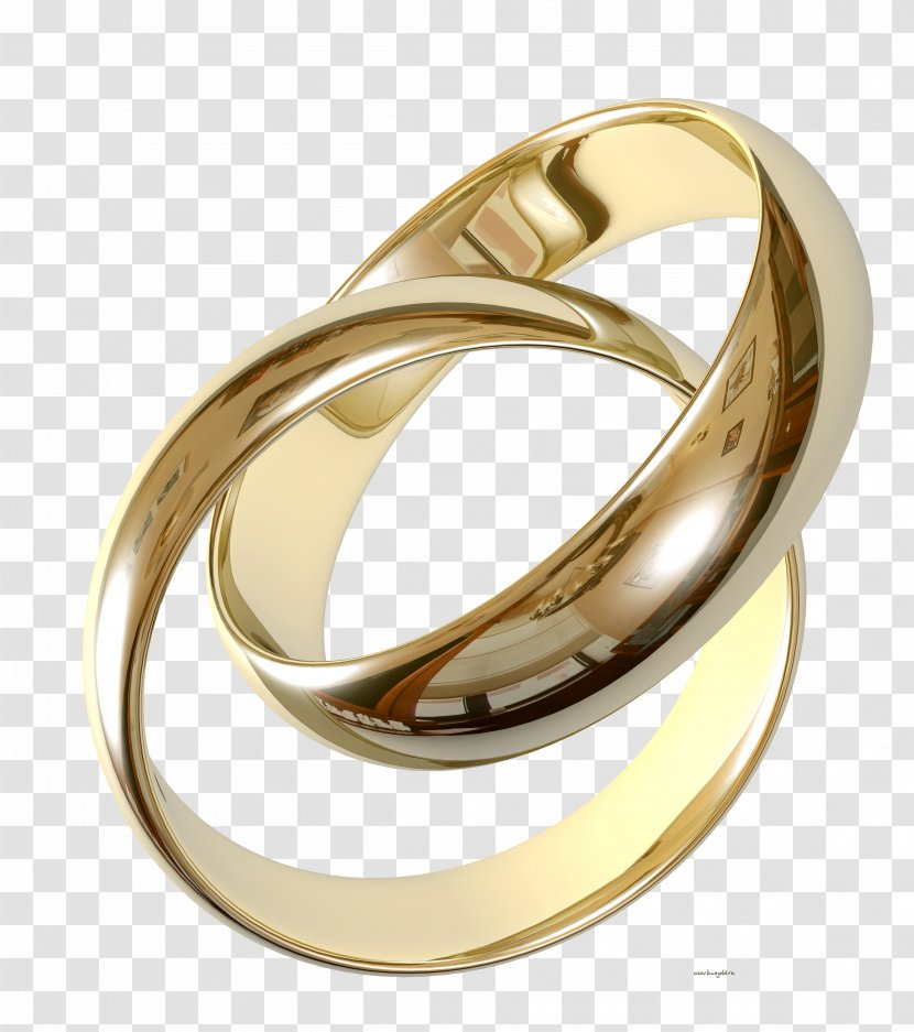 Wedding Ring Engagement Clip Art Ceremony Supply Transparent Png