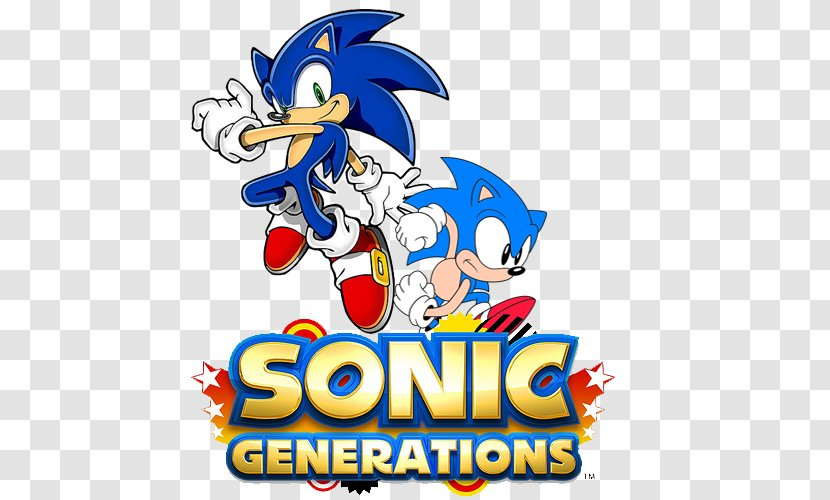 Sonic Generations The Hedgehog Xbox 360 Adventure Knuckles 2 Echidna Transparent Png