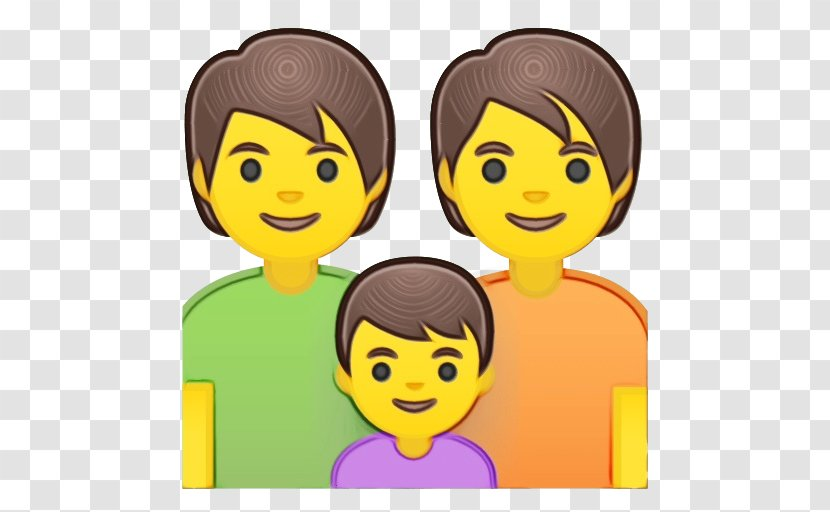 Happy Face Emoji - People - Style Gesture Transparent PNG