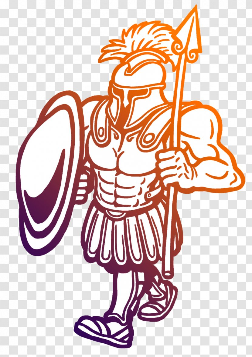 Trojan War Troy Drawing Clip Art Soldier Vector Ancient Equipment Gladiator Transparent Png