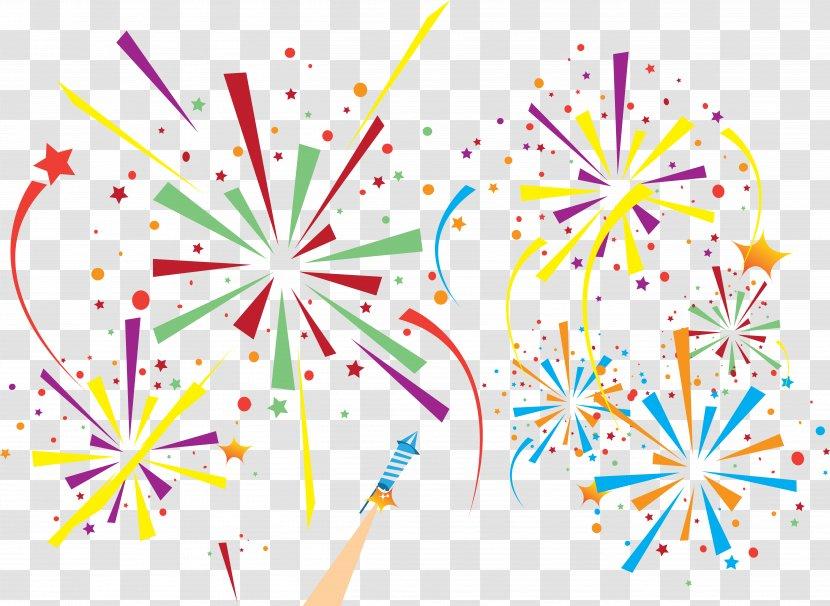 Fireworks Pyrotechnics Firecracker - Illustration Transparent PNG