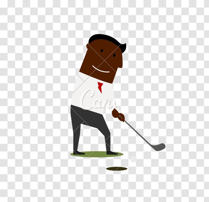 Golf Club Background Putter Ball Golfer Transparent Png