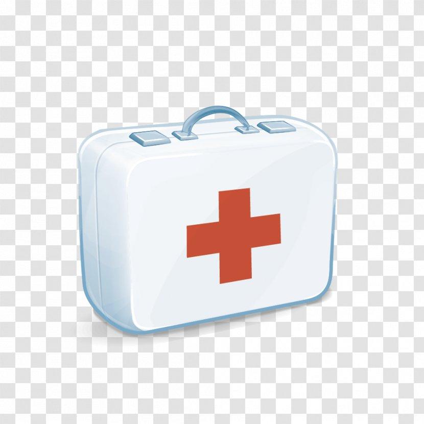 First Aid Kit Medicine Medical Equipment Transparent PNG