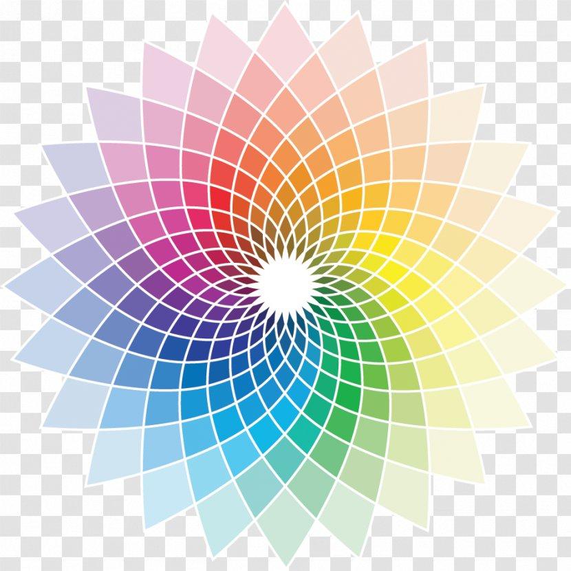 Color Wheel Creativity Interior Design Services Complementary Colors Colour Transparent Png