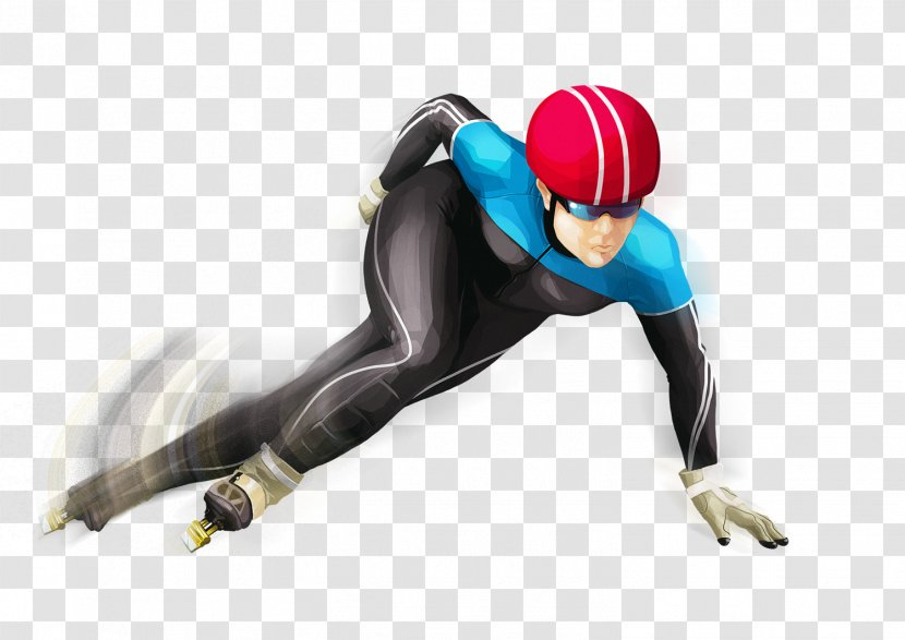 ISU Short Track Speed Skating World Cup Winter Olympic Games Ice - Skates - Figure Transparent PNG