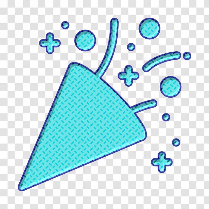 Confetti Icon Event Icon Transparent PNG