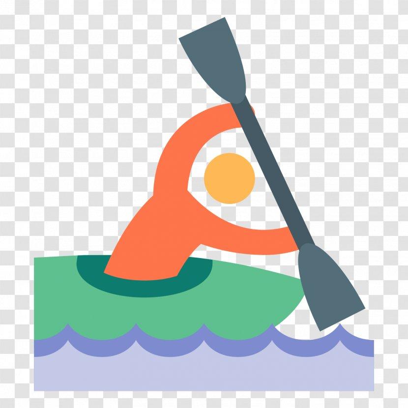 Canoe Slalom Canoeing Clip Art - Eps Vector Material Transparent PNG