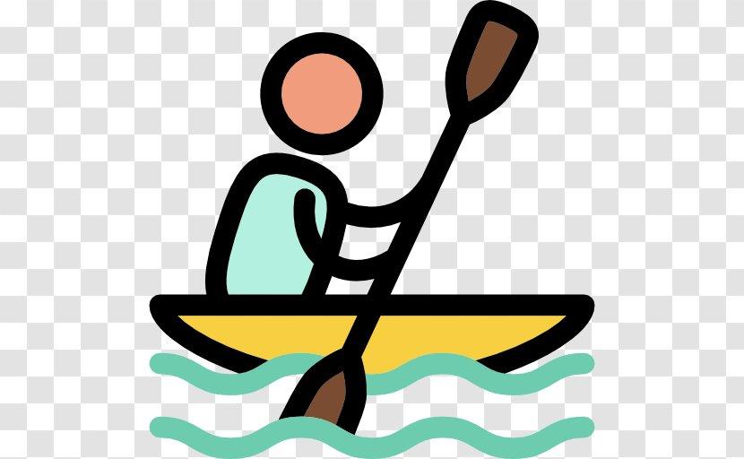 Rafting Canoeing - Canoe - Artwork Transparent PNG