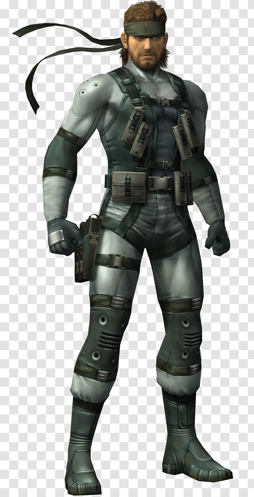 Metal Gear Solid 2: Sons Of Liberty Snake 3: Eater 4: Guns The Patriots - Weapon - Transparent Transparent PNG