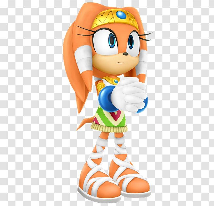 Tikal Knuckles The Echidna Sonic Hedgehog Amy Rose Art Transparent Png