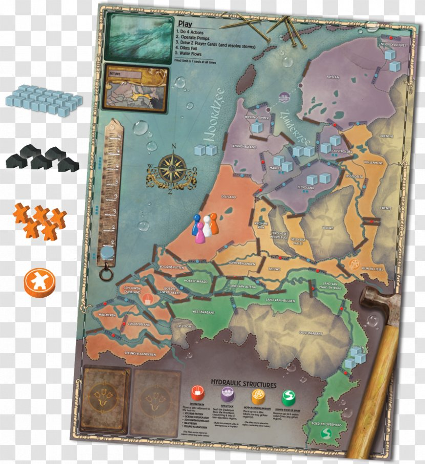Pandemic Z-Man Games Board Game Disease - Tabletop Expansions - Horror Theme Transparent PNG