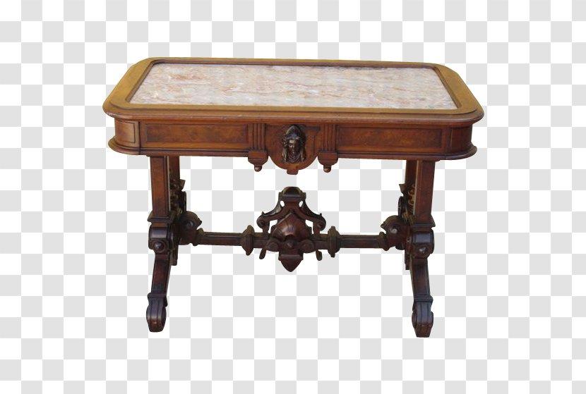 Table Victorian Era Antique Furniture Transparent PNG