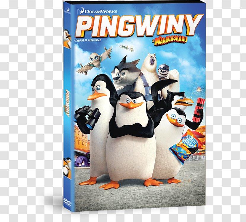 The Art Of Penguins Madagascar Animation Film Escape 2 Africa Transparent Png