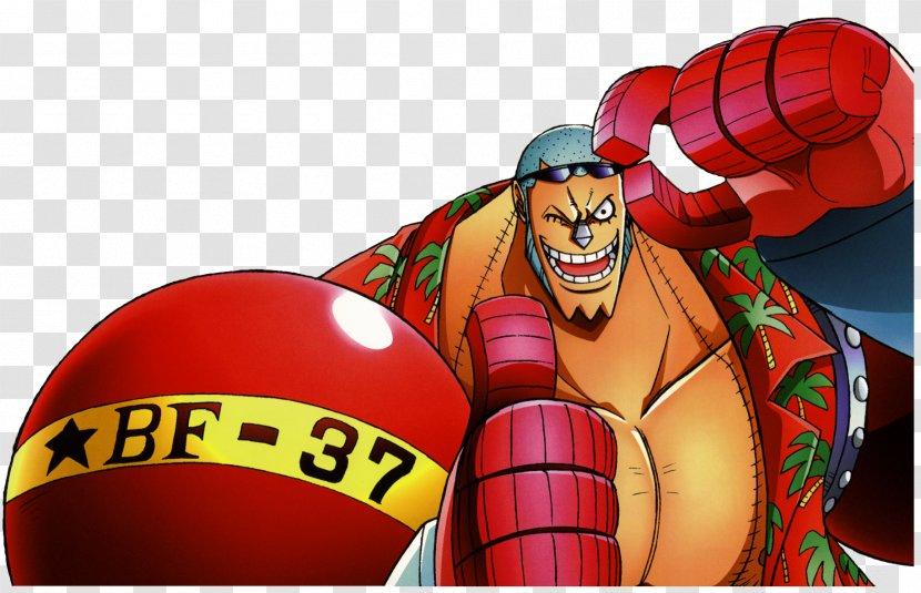 Franky Monkey D Luffy Vinsmoke Sanji Donquixote Doflamingo Desktop Wallpaper One Piece Film Strong World Transparent
