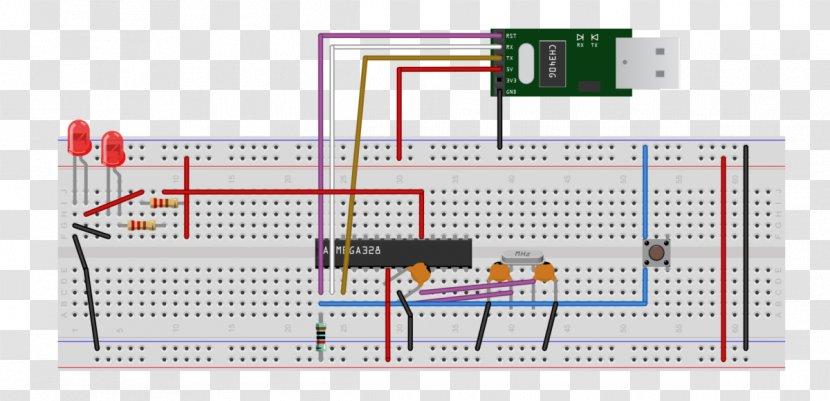 microcontroller breadboard electronics arduino wiring