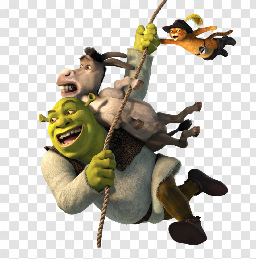 Donkey Puss In Boots Princess Fiona Shrek Film Series Forever After Transparent Png