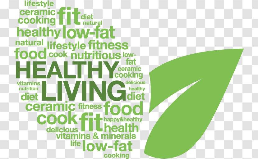 Healthy Lifestyle Diet Plant Logo Transparent Png