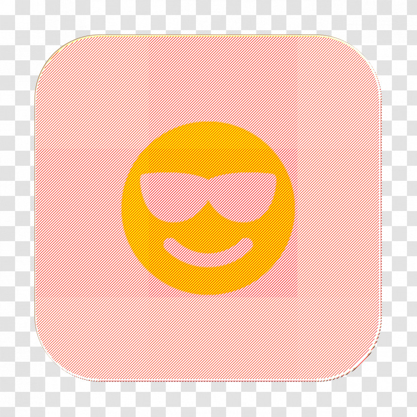 Cool Icon Emoji Icon Smiley And People Icon Transparent PNG