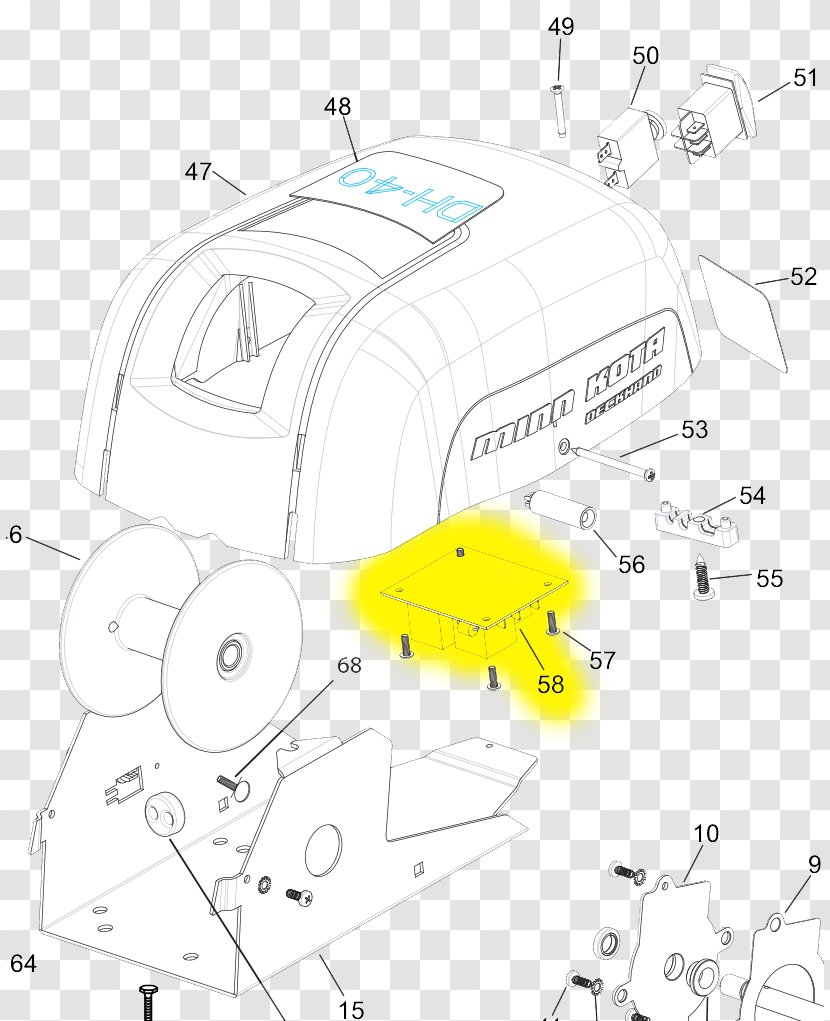 wiring diagram electrical wires & cable trolling motor schematic - text -  chain board transparent png  pnghut