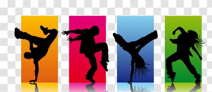 Hip Hop Dance Clip Art Street Image Silhouette Transparent Png