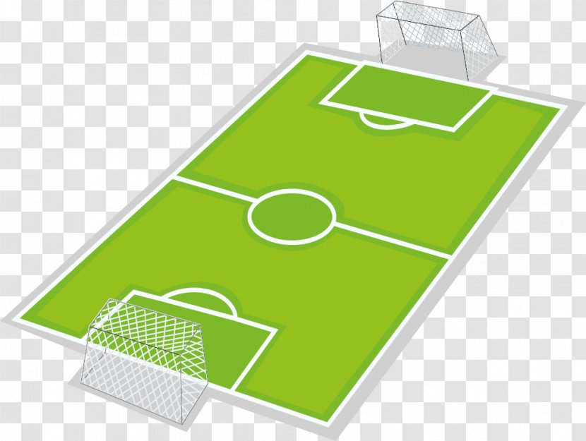 Vector Stock - American football field with real grass textured, vector  illustration. Stock Clip Art gg70932159 - GoGraph