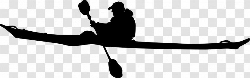 Kayak Silhouette Canoe Clip Art Transparent PNG