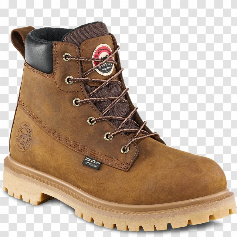 Irish Setter Red Wing Shoes Steel-toe