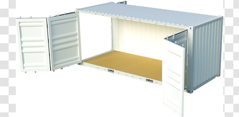 Roof Angle - Open Container Transparent PNG