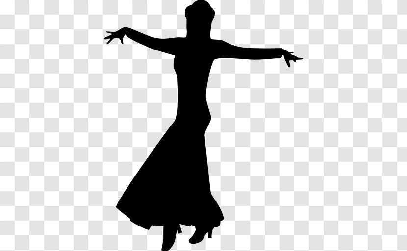 Silhouette Dance Photography Flamenco Irish Dancer Transparent Png