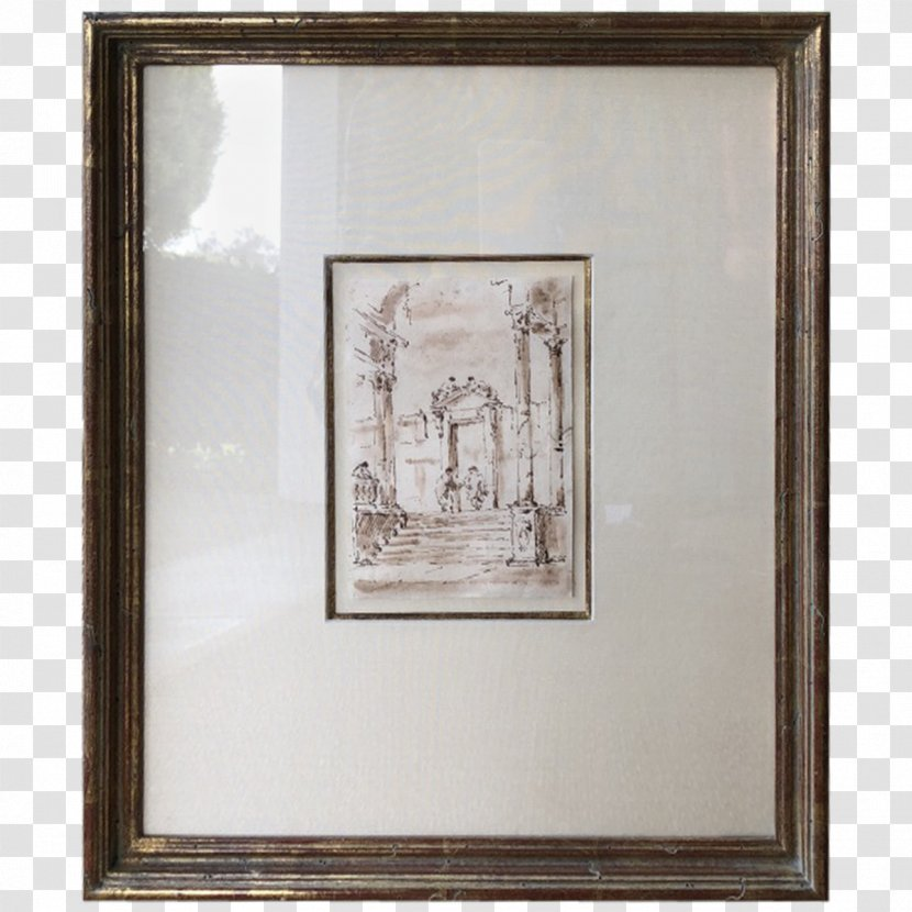 Picture Frames Rectangle - Frame - Watercolor Italy Transparent PNG