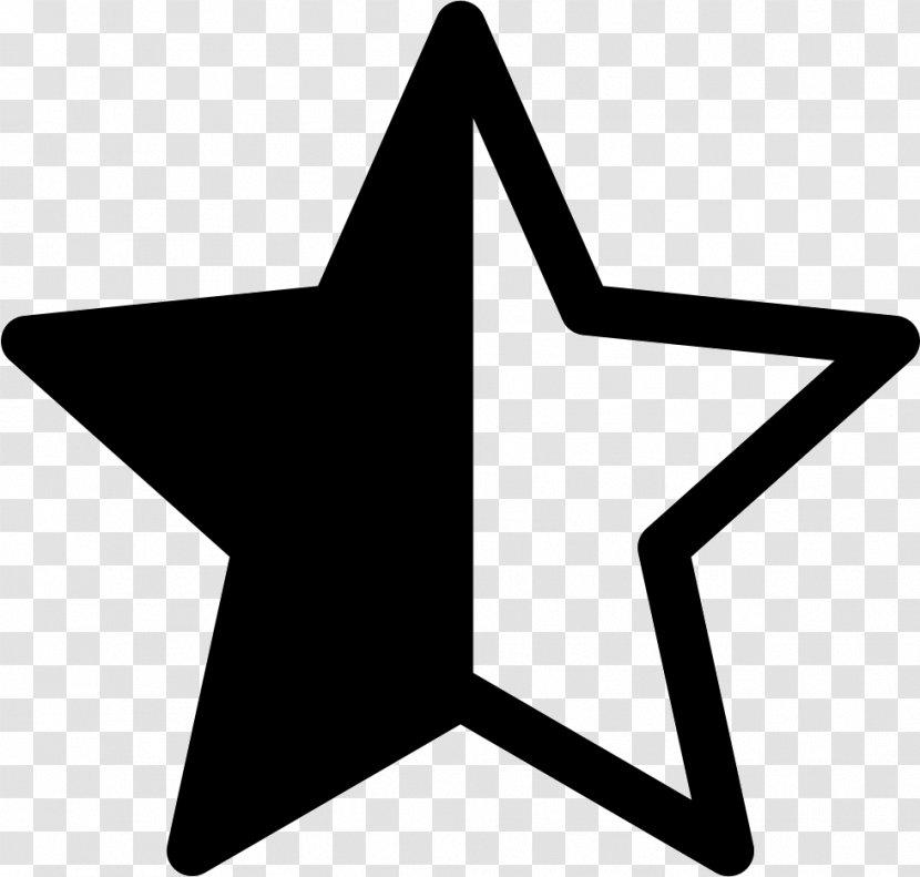 Shape Star Transparent PNG