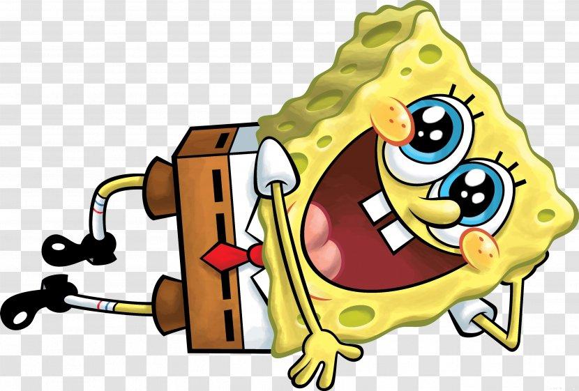 spongebob squarepants decal fictional character sticker yellow