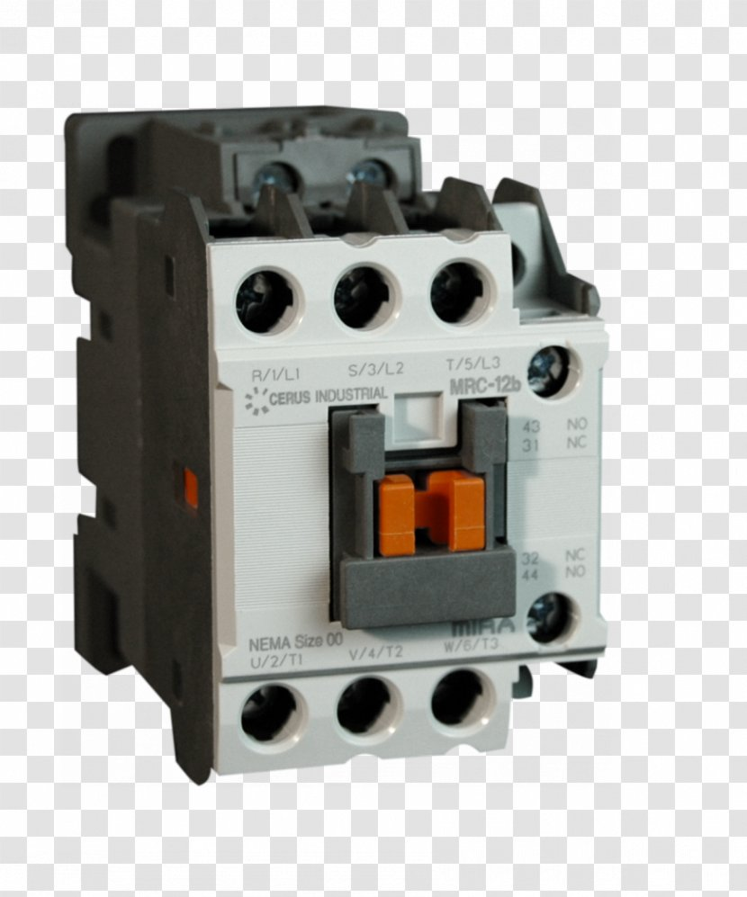 Circuit Breaker Contactor Wiring Diagram Electrical Wires Cable Switches Electromagnetic Coil Electronic Transparent Png
