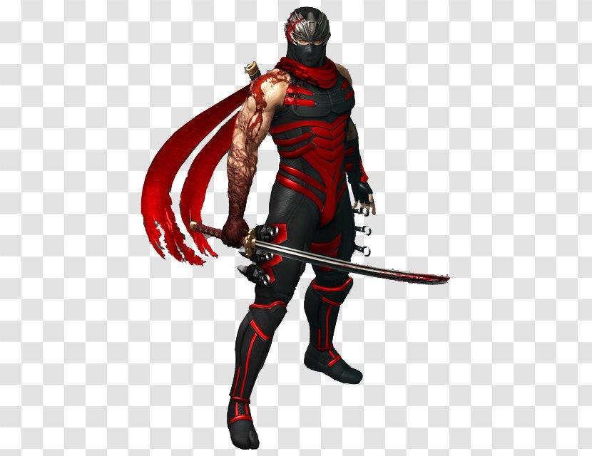 Ninja Gaiden 3 Razor S Edge Ii Sigma 2 Ryu Hayabusa Transparent Png