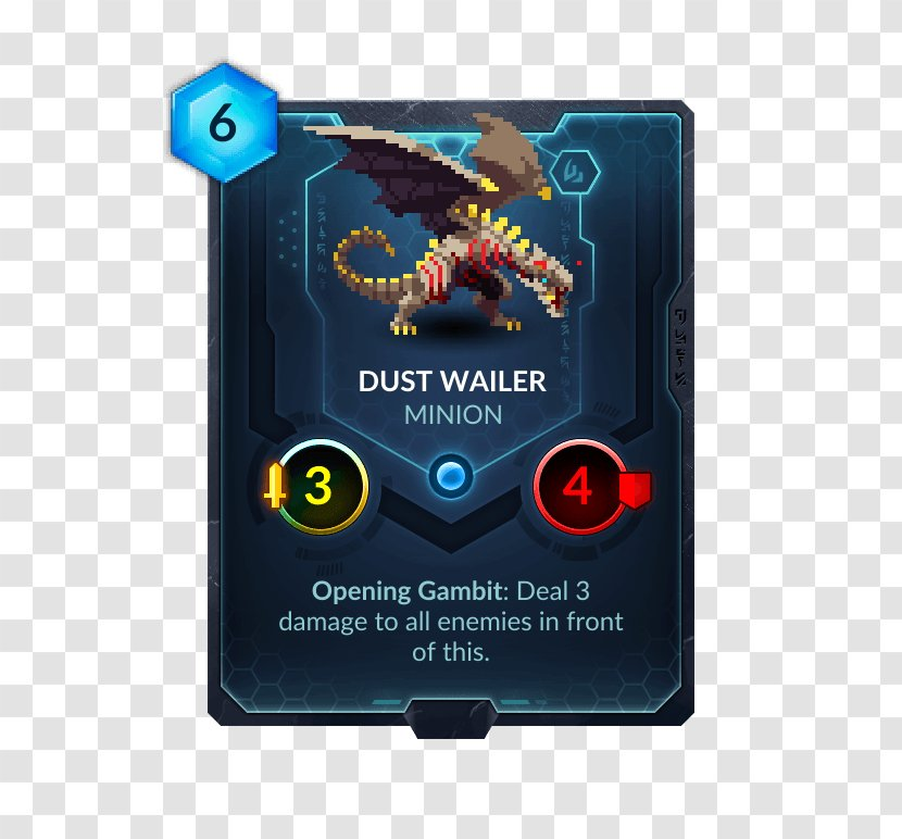 Duelyst Collectible Card Game Playing Video - Technology - Hearthstone Transparent PNG