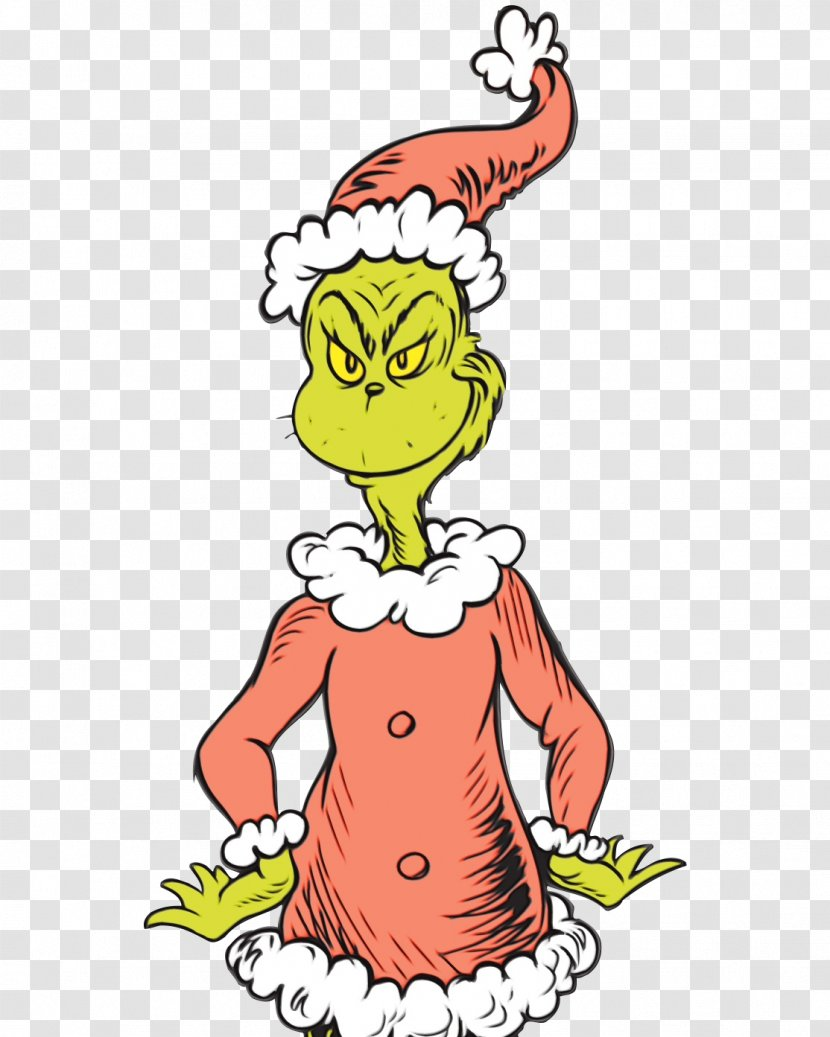 How The Grinch Stole Christmas! Cindy Lou Who Santa Claus Christmas Day Whoville Transparent PNG