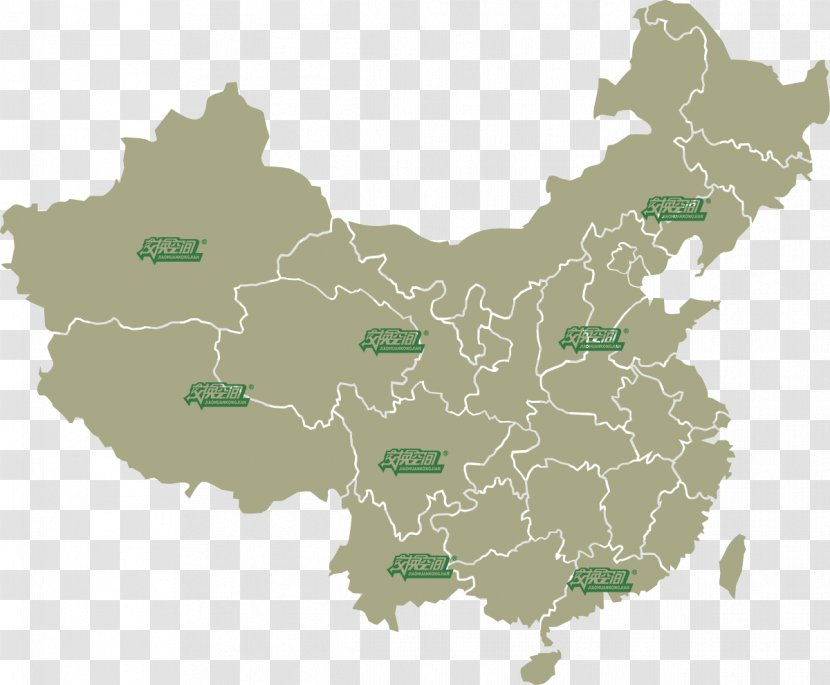 China Vector Map World Limited Company Transparent Png