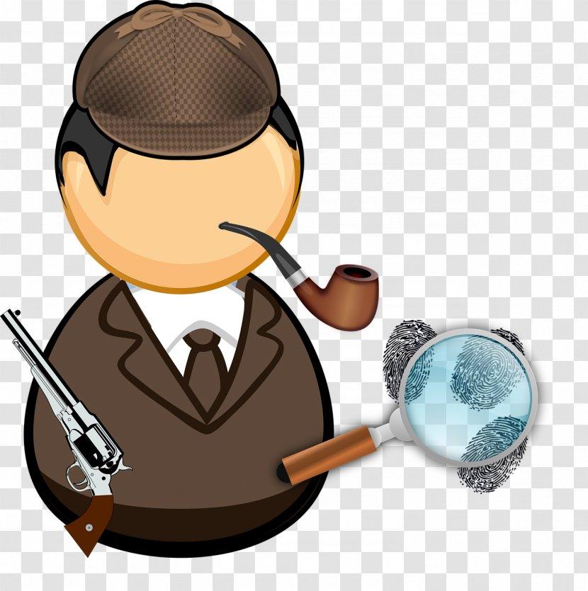 Forensic Science Crime Scene Fingerprint Criminal Transparent Png