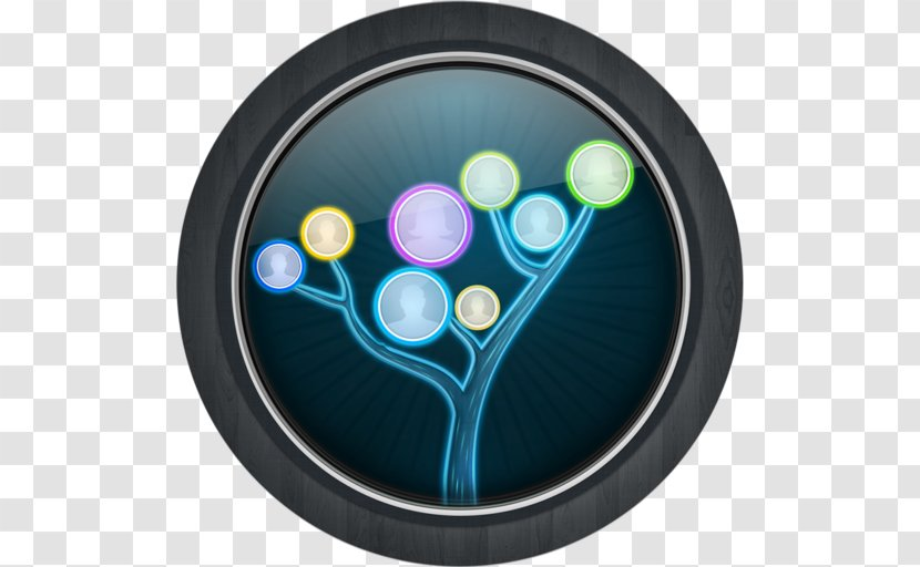 Family Tree - MacBook Transparent PNG
