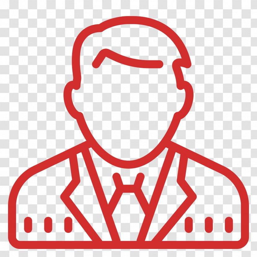 Businessperson Management Service Company Man Icon Transparent Png