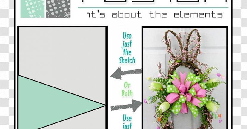 Easter Bunny Challenge Floral Design Rabbit - Flora Transparent PNG