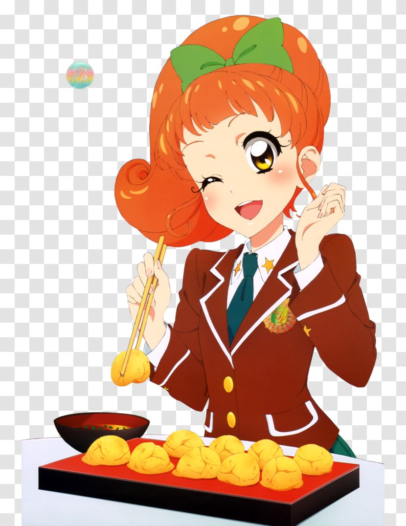 Aikatsu! Aikatsu Stars! Friends! Aoi Kiriya Akari Ōzora - Heart - Makise Kurisu Transparent Transparent PNG