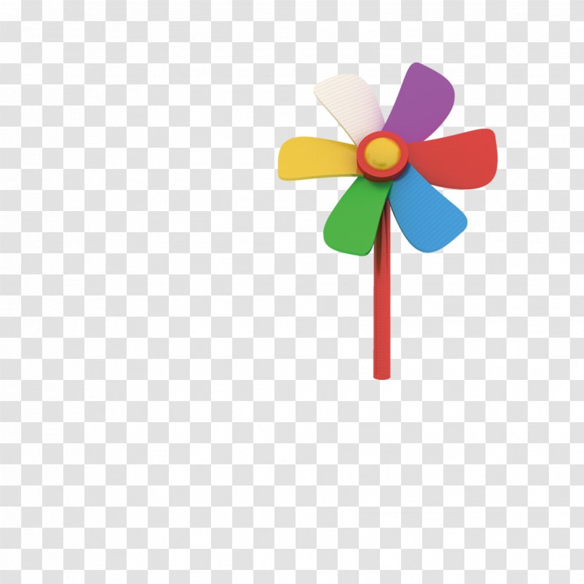 Windmill Download - Colorful Transparent PNG