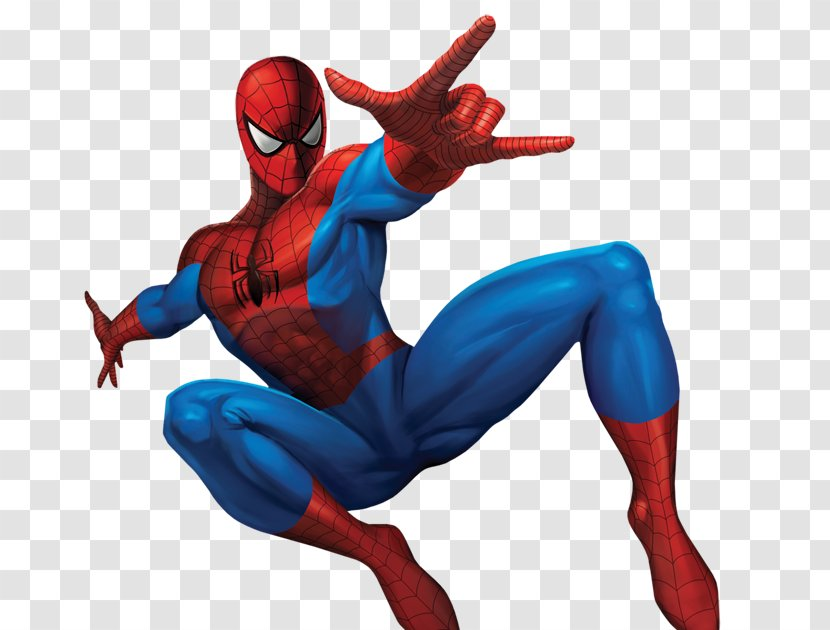 Spider Man Clip Art Image Joint Spiderman Transparent Png