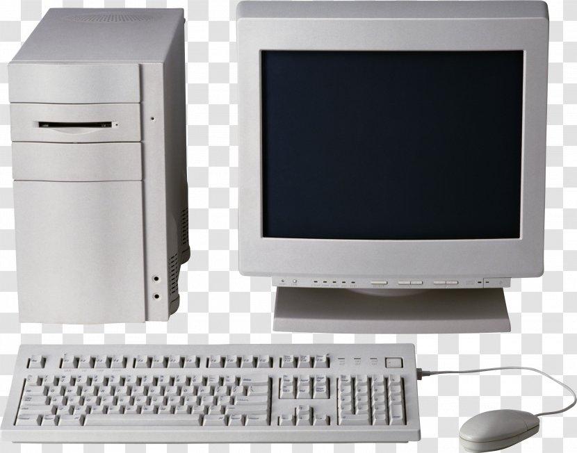 Desktop Computer Personal Laptop - Computers - PC Transparent PNG