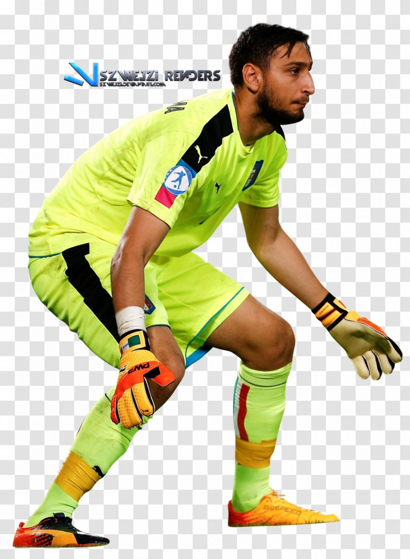 Gianluigi Donnarumma Italy National Football Team Stock Photography Rendering Itali Transparent Png