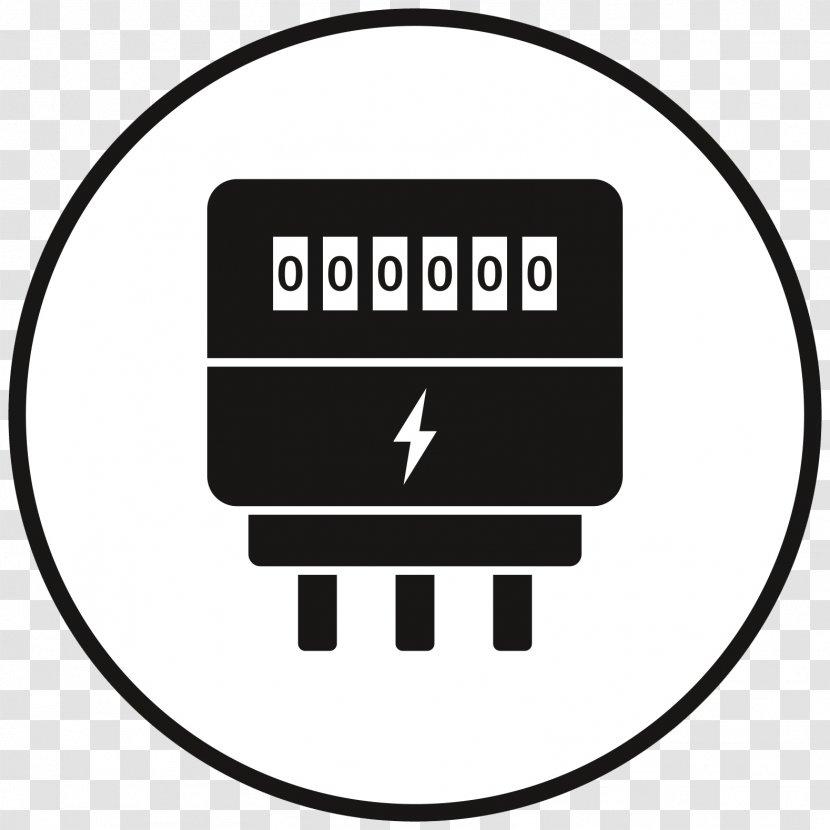 electricity meter energy symbol logo transparent png electricity meter energy symbol logo