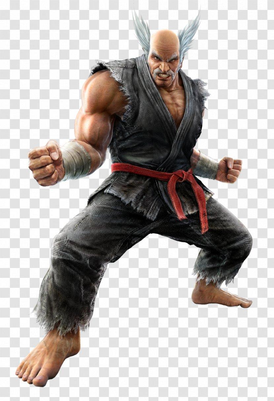 Tekken 6 Bloodline Rebellion Tag Tournament 2 5 7 Action Figure Transparent Png